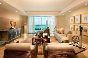 Miami Interior Design - Sablosky Living Room