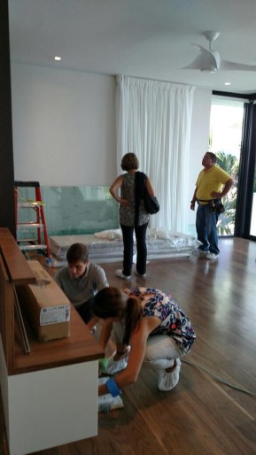 Miami Window Treatment Company Completes A Beautiful Residential Home In Fort Lauderdale