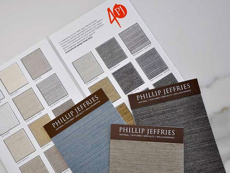 DKOR Windows and Walls Celebrates Phillip Jeffries 40th Anniversary